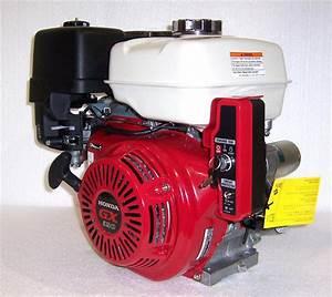 Honda Horizontal Engine 11 7 Net Hp 389cc Es 1 U0026quot  X 3 32