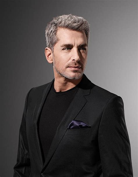 A Short Grey hairstyle From the Wella Collection (No:22563)