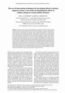 (PDF) The use of data-mining techniques for developing ...
