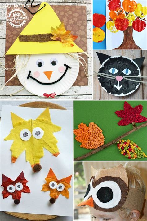 24 preschool fall crafts crafts for beginner 543 | d7a8cee77b3392065452b363878bc50b preschool fall crafts kids fall crafts