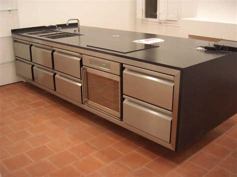 meuble de cuisine en inox meuble de cuisine en inox poignes meuble cuisine intended