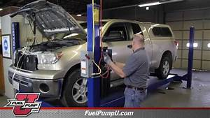 How To Install Fuel Pump Assembly E8806m In A 2007