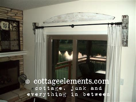 Drapery Corbels by Cottage Elements From Corbels To Curtain Rods