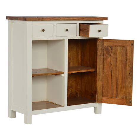 Kitchen Drawers Or Shelves by Mango Hill 2 Toned Kitchen Unit With 3 Drawers 2 Open