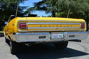 1965 Chevrolet Chevelle Malibu Convertible Big Block 396 4