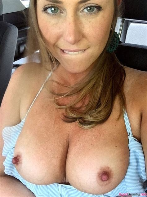 Sexy Moms Freckled Tits | Aged Beauty