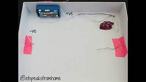 How To Make A Simple Circuit With On  Off Switch For A