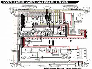 1964 Vw Bug Wiring Diagram