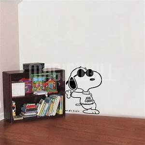 Wall decals snoopy joe cool wall stickers for Awesome science wall decals