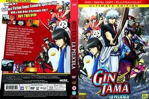 Cover  Gintama Dvd