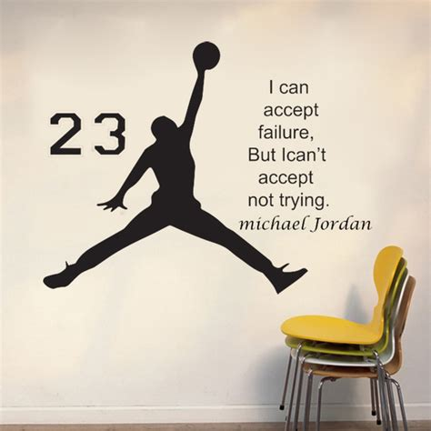 deco basketball chambre 2017 michael basketball inspirational wall stickers