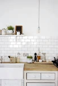 wooden kitchen furniture kitchen subway tiles are back in style 50 inspiring designs