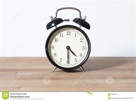 It Is Four Thirty O`clock. The Time Is 4