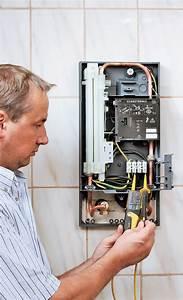 Elektronischer Durchlauferhitzer 21 Kw : durchlauferhitzer sanit r haustechnik ~ Orissabook.com Haus und Dekorationen