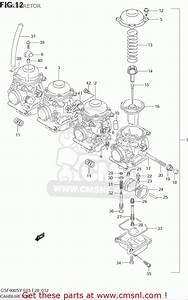 Suzuki Bandit Gsf 600 Probleme Relanti - Service Si Intretinere Curenta