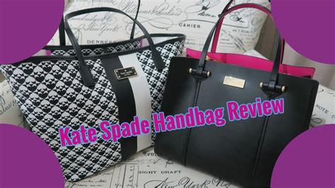 kate spade margareta tote sweetheart handbag review