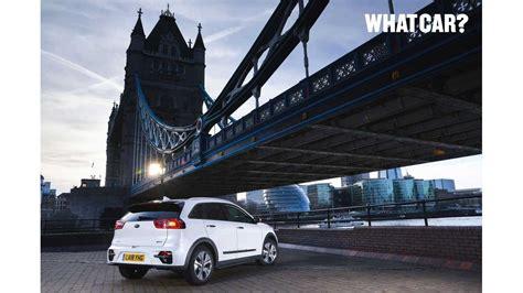 What Car? Names Kia Niro EV 2019 Car of the Year