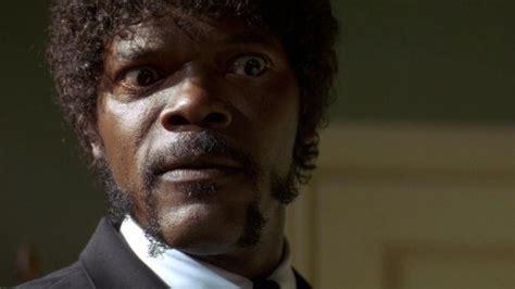 Samuel L Jackson Pulp Fiction Meme Samuel L Jackson Pulp Fiction Say What Again Meme Www