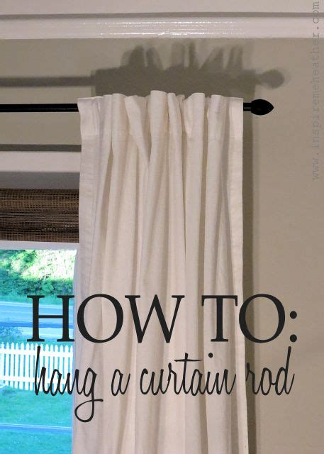 25 best images about curtain rods new ideas on