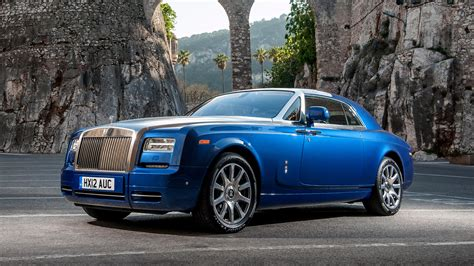 2012 Rolls-royce Phantom Coupe