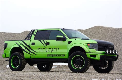 ford raptor german tuner geiger cars launches 572 hp ford f 150 svt