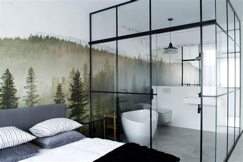 Bedroom Ls Glass by Annals Of Bad Design Glass Walled Bathroom In A Bedroom