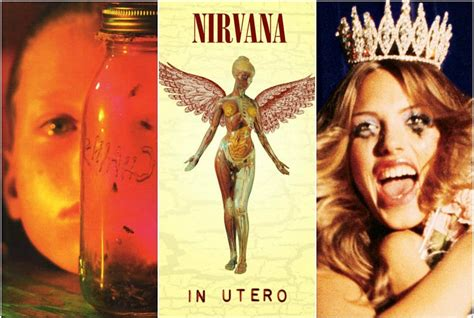 The 25 Most Influential Grunge Albums Ever