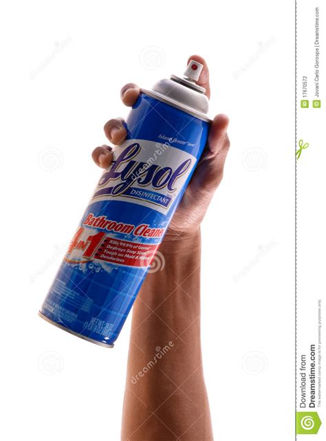 Lysol Disinfectant Editorial Photography - Image: 17670572