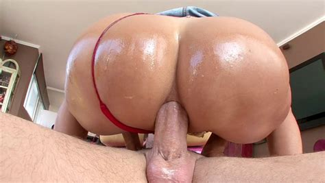 She Keeps Her Thong On While Fucking In Doggystyle Xxx