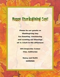 fall thanksgiving  suggested wording  holiday