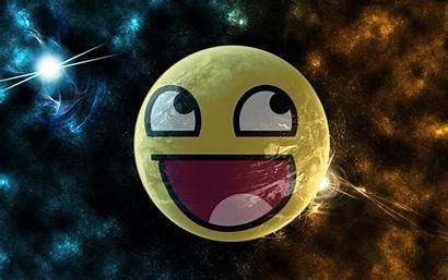 Face Awesome Smiley Wallpapers Awsome Lol Cool