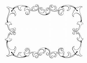 Simple Border Or Frames - ClipArt Best