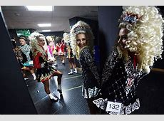 Photos from Belfast's All Ireland Irish Dancing