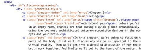 Div Classes Indesign Object Styles Convert To Div Classes In Epub