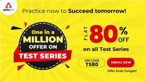 Ssc cgl online live classes One in a million offer on All Test Series with 80% ...