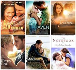 Nicholas Sparks Books Movies