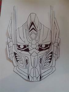 TRANSFORMERS AGE OF EXTINCTION-OPTIMUS PRIME HEAD by ...