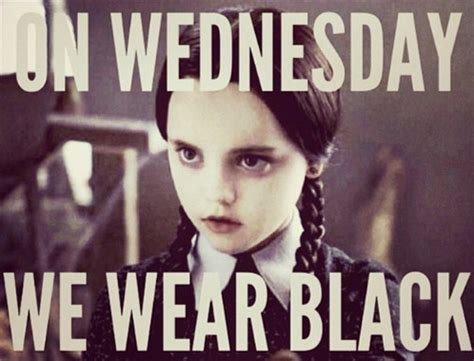 Addams Family Memes - wednesday addams quotes memes quotesgram