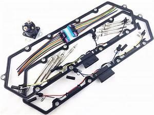 1997 Ford 7 3 Glow Plug Wiring Diagram : 97 powerstroke 7 3l diesel glow plug kit gaskets harness ~ A.2002-acura-tl-radio.info Haus und Dekorationen