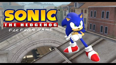 sfm sonic  hedgehog   home trailer  spider