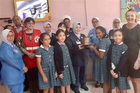 hospital sultanah aminah outreach donation marlborough college malaysia