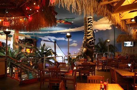 Restaurant Theme Elegance Caribbean Theme Restaurant Interior Design Of