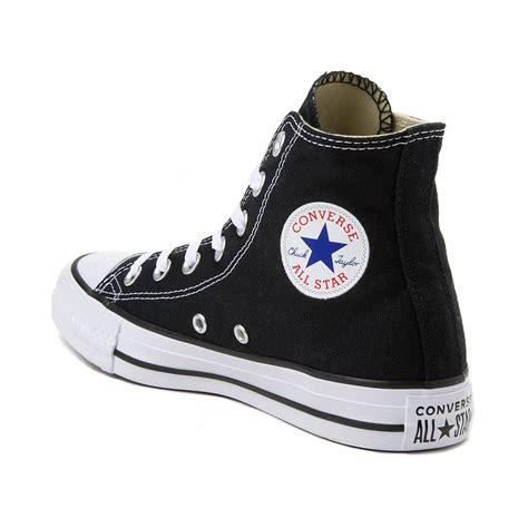 navy blue casual dress converse chuck all hi sneaker black 398564