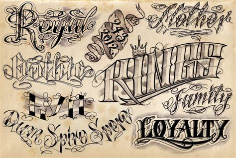 6 Fantastic Lettering Tattoo Design Ideas. Rats Signs. Black Dragon Decals. May 4 Signs. E Business Banners