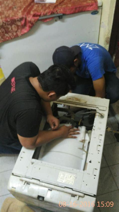 repair mesin basuh  hulu langat