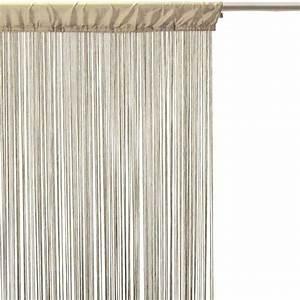 Rideau Fil Ikea : rideau fil 90x200cm lin ~ Teatrodelosmanantiales.com Idées de Décoration
