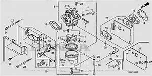 Honda Snowblower Parts Diagram