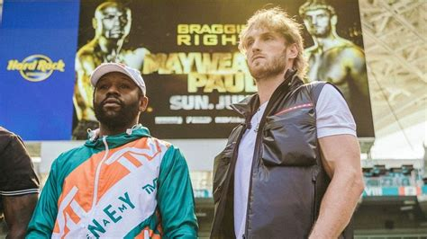 Logan's little bro is probably his next opponent, after he takes on logan on sunday. Logan Paul taunts Floyd Mayweather and vows to make June 6 'worst day' of his life   News   Sky ...