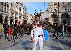 Venice Carnival – The most beautiful mask competition
