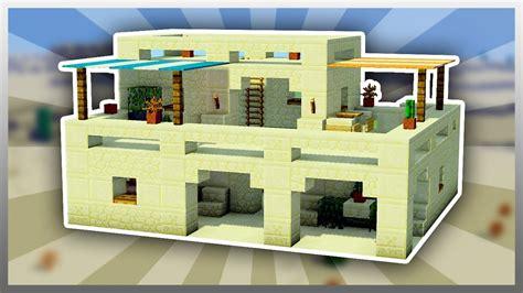 easy sandstone mansion tutorial survival friendly youtube